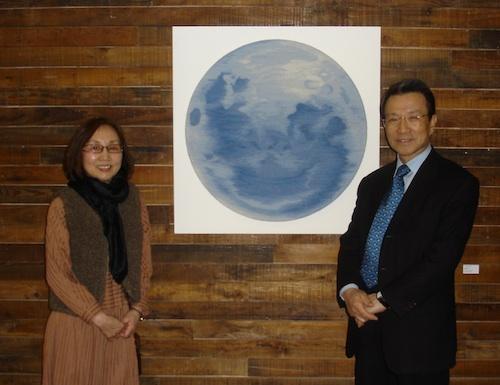 Ambassador Choo Kyu Ho with Soon Yul Kang