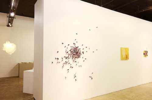 Delayed Sojourn exhibition view