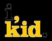 i-kid badge